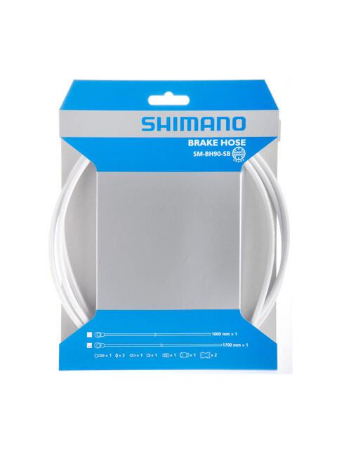 Shimano SM-BH90-SBS Bromsvajer vit